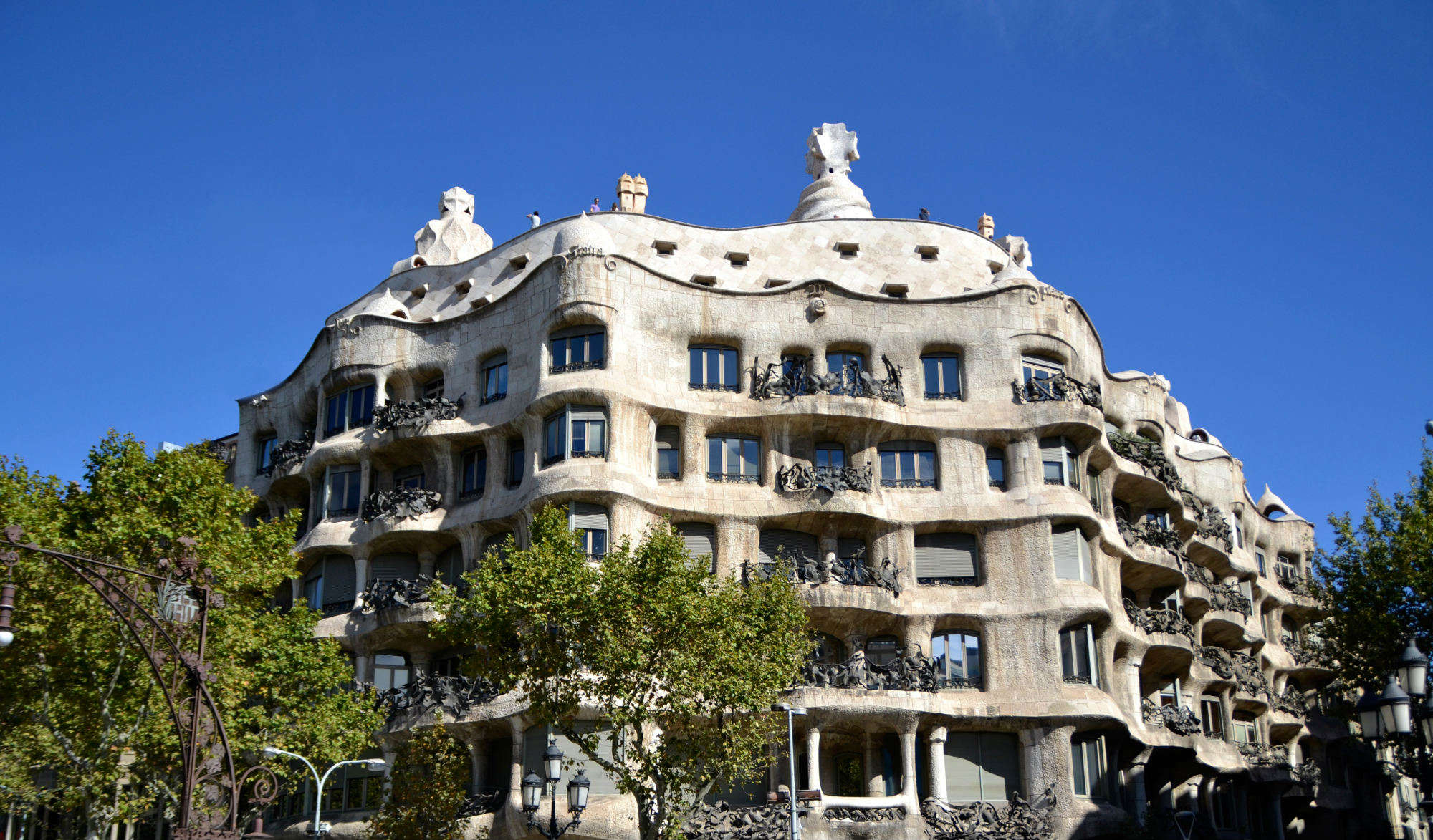 Sight: Casa Milà