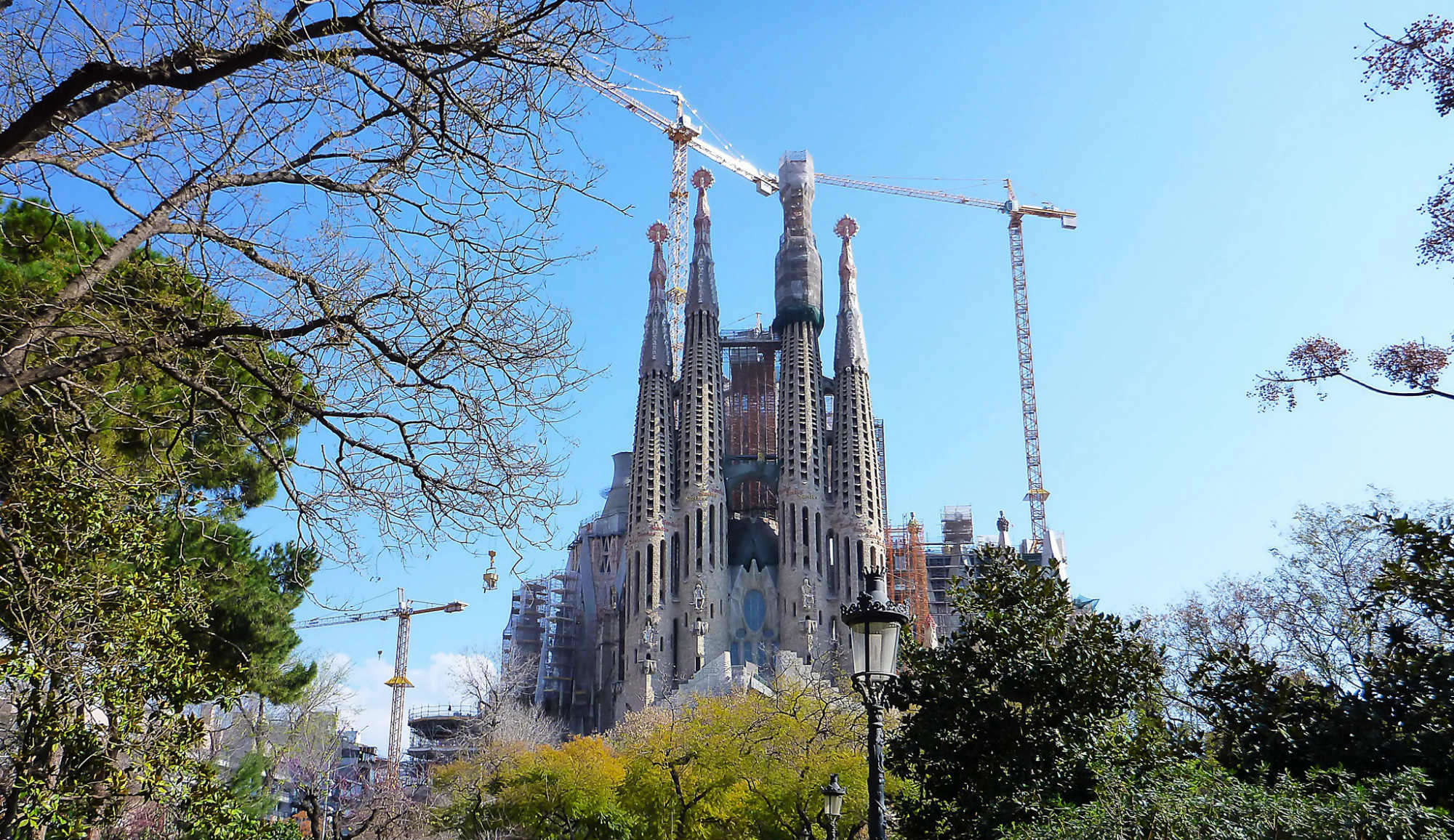 Sight: Sagrada Familia