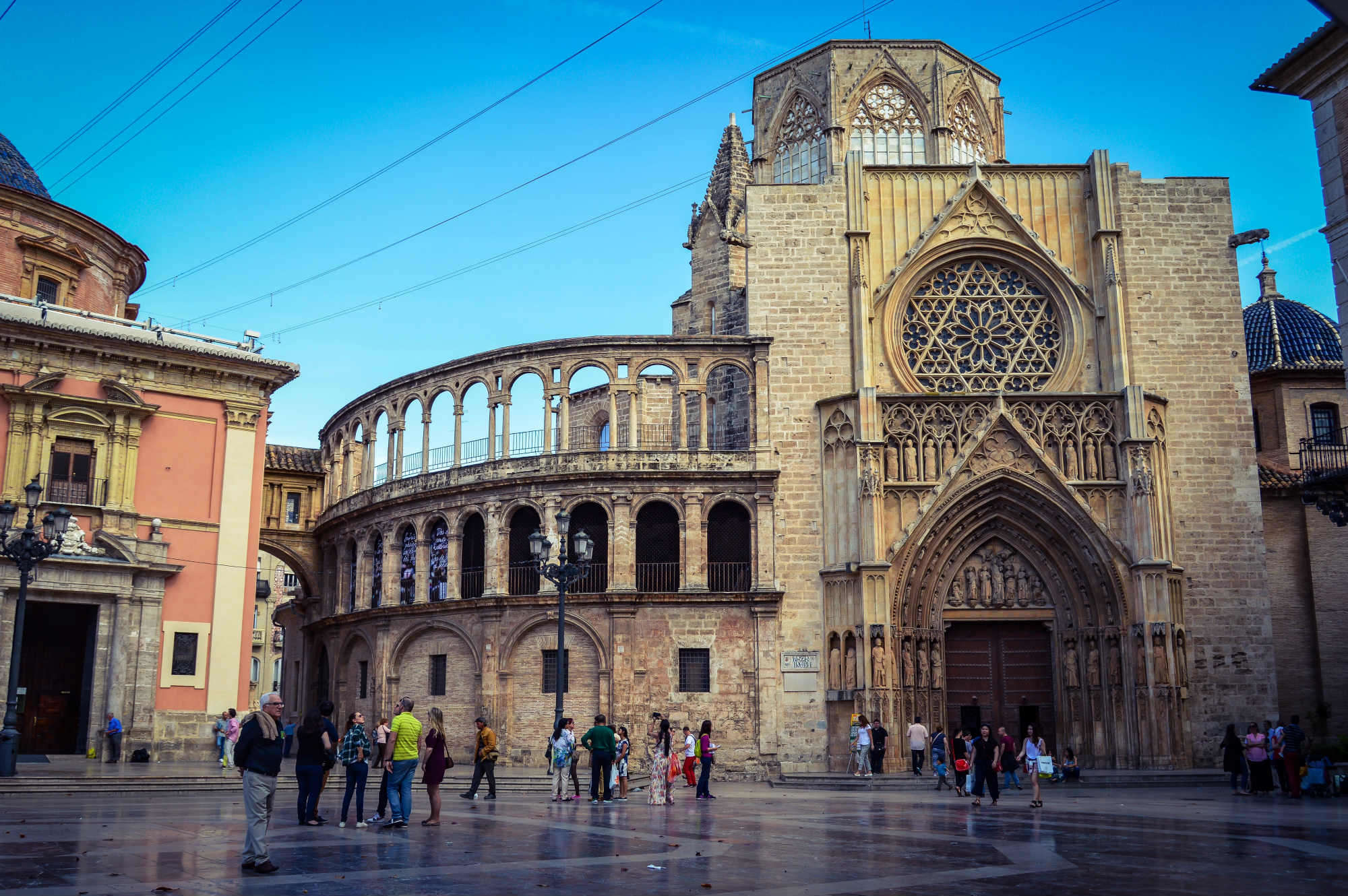 Sight: Valencia Cathedral