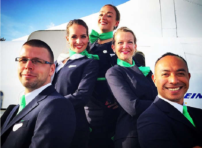 Transavia is the airline of choice for affordable flights!