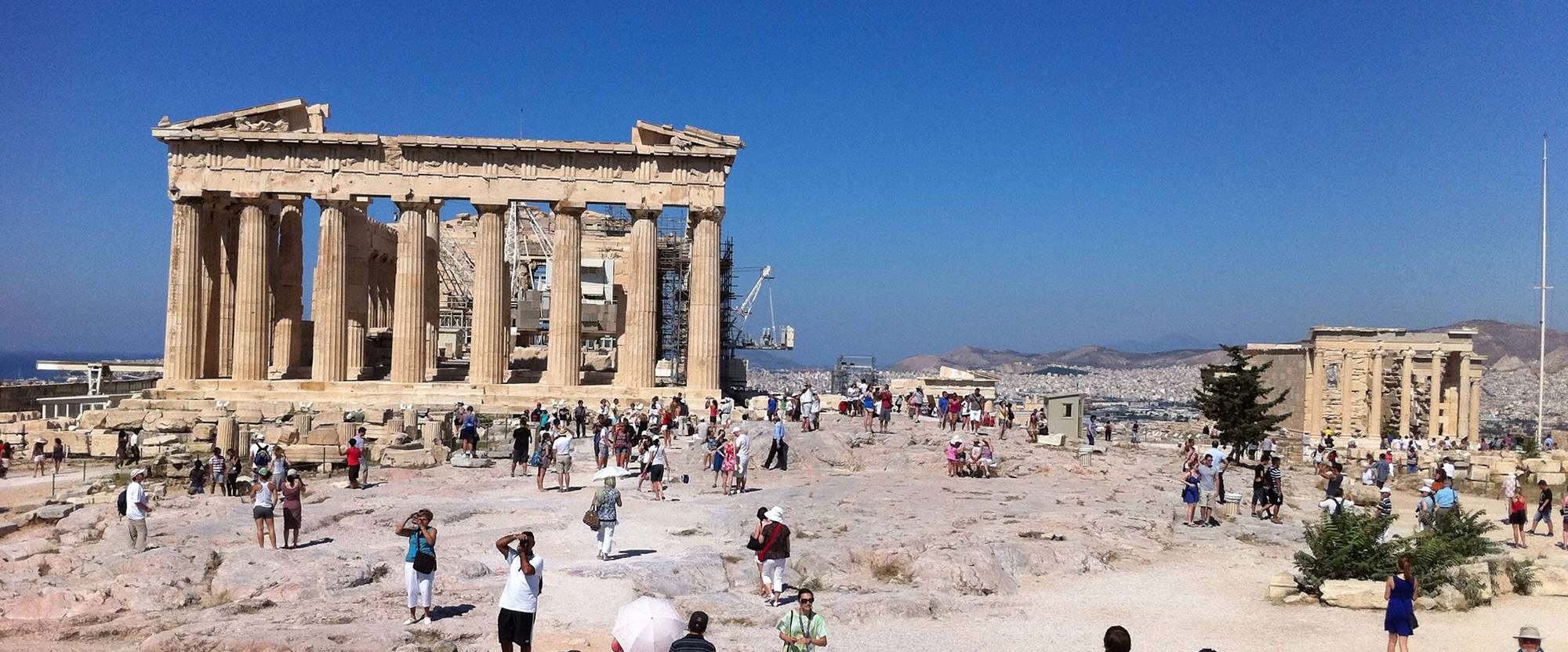 Citytrips Athens